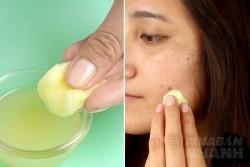 Muốn da trắng mịn không tỳ vết thoa ngay 1 giọt nước thần này mỗi khi đi ngủ