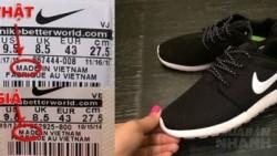 Mách bạn cách chuẩn nhất phân biệt giày Nike thật và giả