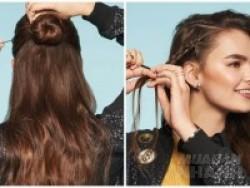 3 kiểu tóc nhanh mà đẹp giấu nhẹm tóc bết, xẹp