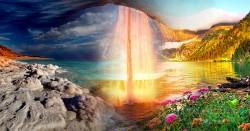 Cùng bắt nguồn từ một con sông vì sao có Biển Chết và hồ sống. Bạn mang hồ hay biển nào trong mình?