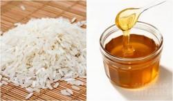 Chuẩn bị 1 thìa gạo + 1 thìa mật ong: Bí kíp 15 phút dưỡng trắng bóc còn xóa mờ mọi vết thâm