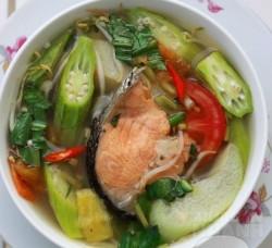Mẹo nấu canh cá ngon chuẩn vị, không bị tanh và nát từ chàng trai miền biển