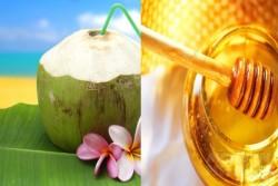 Điều thần kỳ sẽ xảy ra nếu bạn uống nước dừa với mật ong