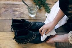 1001 mẹo thần thánh giúp quần áo, giày dép lúc nào cũng như đồ mới mua