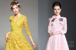 Những mẫu váy ren thanh lịch ăn gian tuổi cho quý cô công sở U40