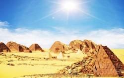 Ngạc nhiên đất nước nhiều kim tự tháp hơn cả Ai Cập nhưng ít du khách biết tới
