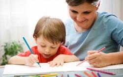 Mẹ nào chưa biết điều này chắc chắn dạy con tập viết sẽ vất vả gấp bội người khác
