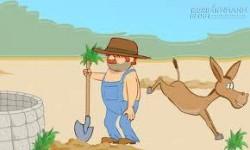 Con lừa già và người nông dân