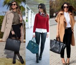 Mẹo phân biệt túi xách công sở giả khi mua sắm online