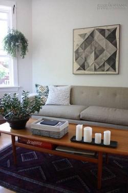 Những cách nới rộng không gian cho căn nhà chật hẹp