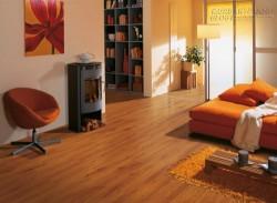 Sàn gỗ công nghiệp thay thế gạch men