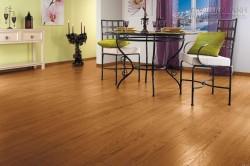 Sàn gỗ tự nhiên dần thay thế gạch lát sàn truyền thống