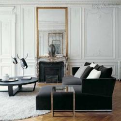 Sử dụng sắc màu để cải thiện không gian nhà hẹp
