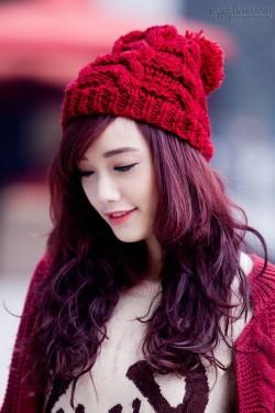 Tóc đỏ
