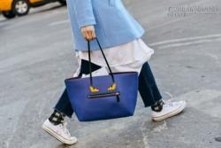 Túi Tote - bạn thân của nàng ưa phong cách tối giản