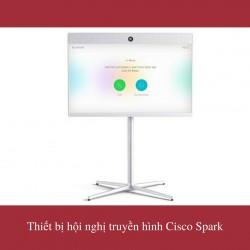 Thiết bị hội nghị truyền hình Cisco Spark: Bước đột phá mới của công nghệ tương lai