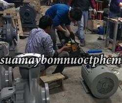 Dịch vụ sửa motor điện 3 pha uy tín