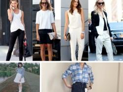Cách phối đồ thời trang nữ 2018 đang được ưa chuộng nhất hiện nay