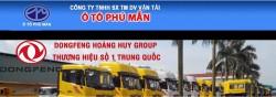 Công ty TNHH SX TM DV vận tải ô tô Phú Mẫn