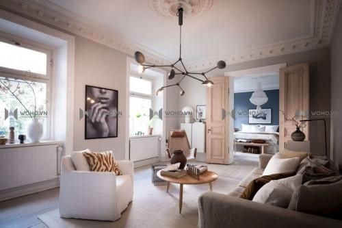 Thiết kế nội thất căn hộ chung cư quận 2, 96126, Kiến Trúc Woho, Blog MuaBanNhanh, 23/10/2020 10:24:38