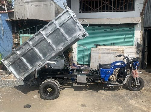 Xe lôi ba bánh, xe ba gác T&T FUSHIDA tải trọng 2 tấn mua chở hàng sẵn xe tại Bình Chánh, 96330, Xe Ba Bánh Huy Anh, Blog MuaBanNhanh, 18/11/2020 14:27:45