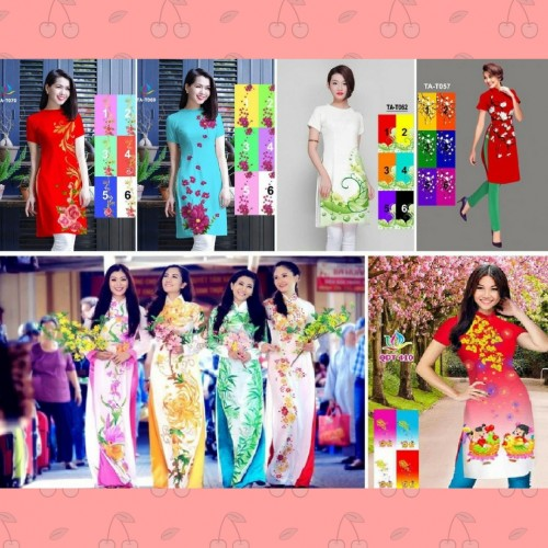Xưởng in vải áo dài 3D uy tín, chất lượng, tốt nhất, 76932, Vải Áo Dài In 3D, Blog MuaBanNhanh, 28/12/2017 11:33:33