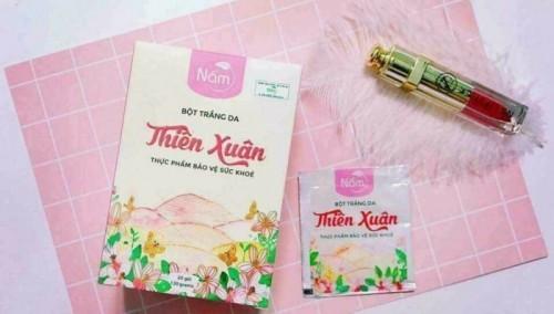 Hướng dẫn cách sử dụng bột trắng da Thiên Xuân đạt hiệu quả tốt nhất, 78944, Minh Thi, Blog MuaBanNhanh, 05/02/2018 10:15:28