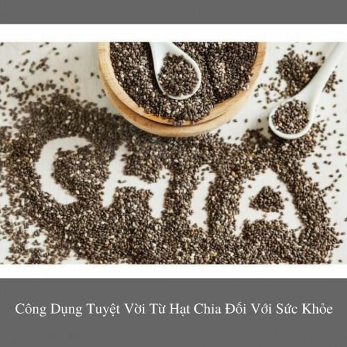 Công dụng tuyệt vời từ hạt chia đối với sức khỏe, 77072, Nguyễn Thị Kim Thoa, Blog MuaBanNhanh, 28/12/2017 11:38:58