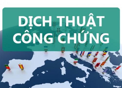 Công ty TNHH dịch thuật công chứng Chúc Vinh Quý, 77203, Nguyễn Chiến Thắng, Blog MuaBanNhanh, 28/12/2017 11:43:53