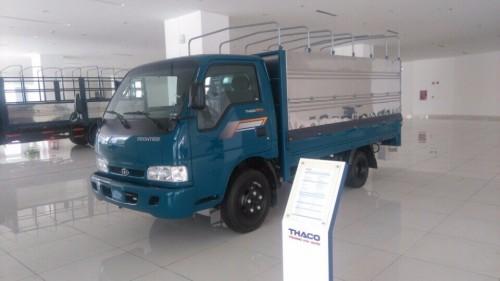 Xe tải KIA Hàn Quốc K165 tải trọng 2t4, 81270, Nhẫn Thaco Tây Ninh, Blog MuaBanNhanh, 17/05/2018 14:26:04