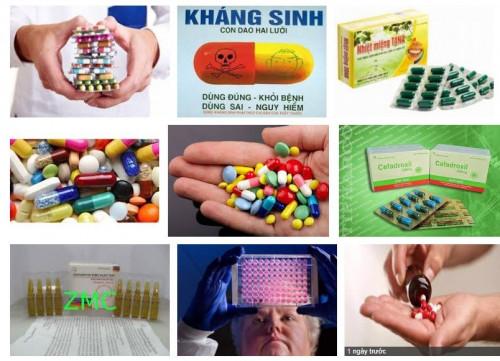 Bố mẹ sử dụng thuốc kháng sinh không cần thiết cho con em, 76837, Ms Tuyết Trinh, Blog MuaBanNhanh, 30/06/2018 07:55:58