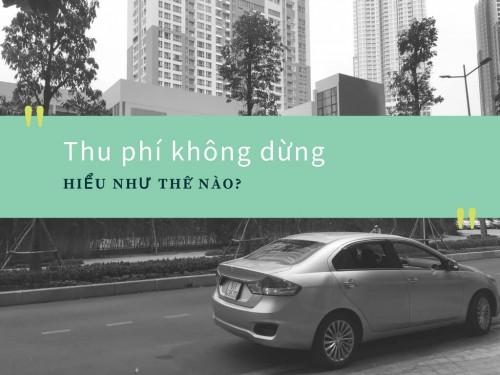 Thu phí không dừng là gì?, 79251, Ms Bích Ngọc, Blog MuaBanNhanh, 05/03/2018 14:32:33