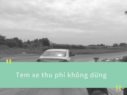 Tem xe thu phí không dừng được dán lúc nào?, 79253, Ms Bích Ngọc, Blog MuaBanNhanh, 05/03/2018 14:39:03
