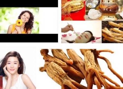 5 tác dụng tuyệt vời của hồng sâm đối với phụ nữ, 78550, Ms Hạnh Dung, Blog MuaBanNhanh, 16/01/2018 12:11:16