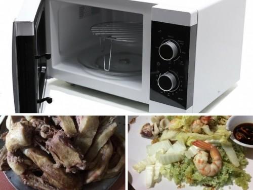 5 loại thực phẩm tuyệt đối không nên hâm lại bằng lò vi sóng, 79123, Ms Hạnh Dung, Blog MuaBanNhanh, 28/02/2018 14:57:53
