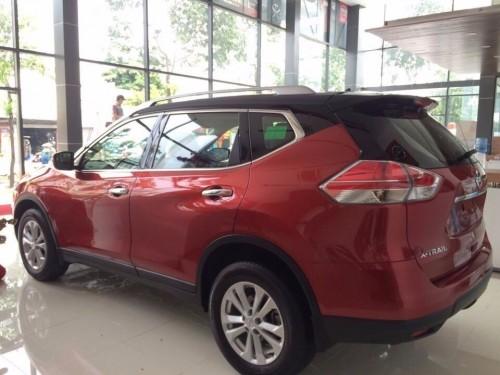 Đánh giá xe Nissan X-Trail 2018, 81079, Trần Mạnh, Blog MuaBanNhanh, 23/05/2018 15:11:12
