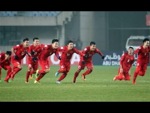 U23 Việt Nam: Chiến thắng huy hoàng, 78935, Ms Nhật Thanh, Blog MuaBanNhanh, 04/02/2018 22:04:30