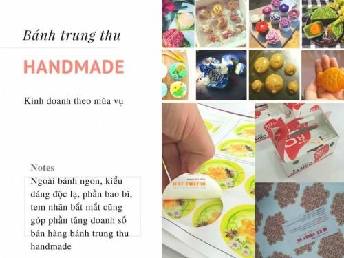 Bí quyết kinh doanh bánh trung thu handmade, 78079, Ms Hồng Anh, Blog MuaBanNhanh, 28/12/2017 12:19:37
