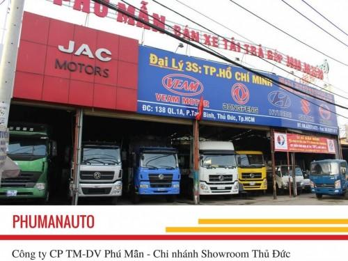 Công ty CP TM & DV Phú Mẫn - Chi nhanh Showroom Thủ Đức, 77758, Công Ty Bán Xe Tải Uy Tín Sài Gòn, Blog MuaBanNhanh, 28/12/2017 12:08:07