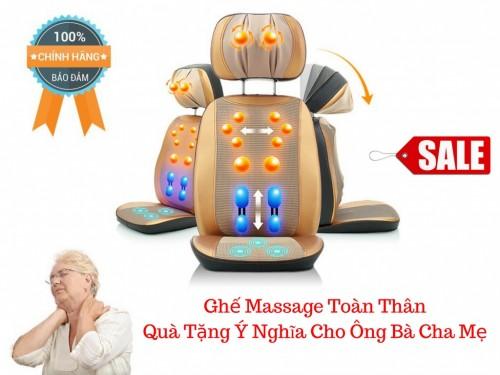 Ghế Massage toàn thân giá rẻ, 80242, Đồ Dùng Tiện Ích, Đồ Chơi Hàng Độc Lạ, Blog MuaBanNhanh, 10/04/2018 10:04:04