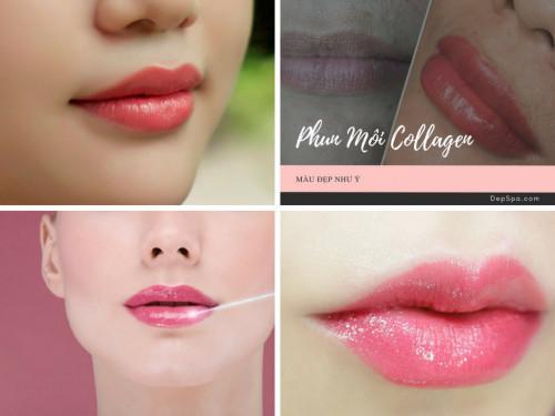 Phun bóng vi chạm môi tại Spa ở Hóc Môn, 81441, Ellen Spa, Blog MuaBanNhanh, 28/05/2018 11:33:09