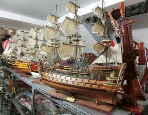 Mô hình thuyền buồm gỗ trong phong thủy, 75669, Gỗ Việt Mỹ Nghệ, Blog MuaBanNhanh, 28/11/2017 15:47:59