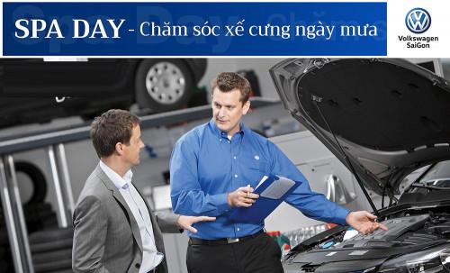 Event dành cho tất cả  chủ sở hữu các dòng xe hơi - Spa Day, 83339, Volkswagen Saigon Trường Chinh, Blog MuaBanNhanh, 18/07/2018 17:52:05