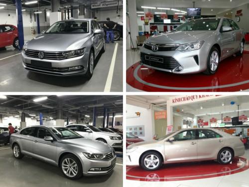 So sánh xe Volkswagen Passat và Toyota Camry tại Việt Nam, 82344, Volkswagen Saigon Trường Chinh, Blog MuaBanNhanh, 21/06/2018 14:52:59