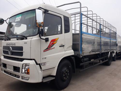 Thông số kỹ thuật xe tải Dongfeng B170, 81861, Xe Tải Phú Mẫn, Blog MuaBanNhanh, 05/06/2018 14:35:30