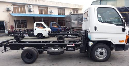 Hình ảnh thực tế New Mighty N250, xe tải thành phố của Hyundai Thành Công, 81406, Hyundai Phú Mỹ, Blog MuaBanNhanh, 20/07/2018 13:25:17
