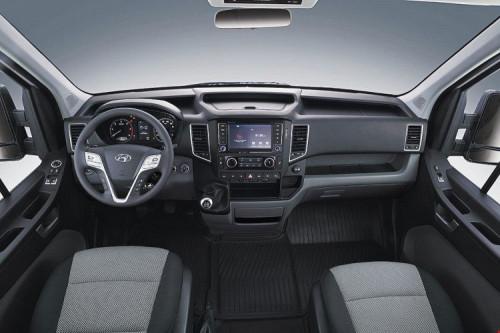 Nội thất xe Hyundai Solati 16 chỗ, 82593, Hyundai Phú Mỹ, Blog MuaBanNhanh, 28/07/2018 09:06:55