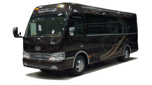 Hyundai County Limousine, đẳng cấp nội thất sang trọng với 16 ghế, 82745, Hyundai Phú Mỹ, Blog MuaBanNhanh, 18/07/2018 16:24:47