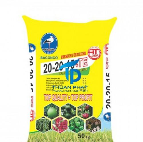 Bao PP dệt đựng phân bón in flexo, in ống đồng, 83261, Châu Thị Mỹ Tiên, Blog MuaBanNhanh, 24/07/2018 14:33:26