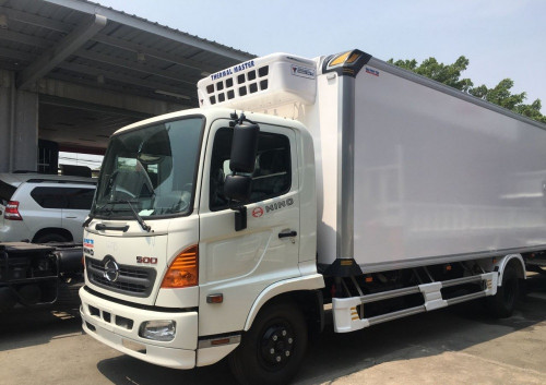 Giá xe tải đông lạnh Hino 6t máy lạnh Thermo Master T3500, 81951, Tấn Chuyên Dùng, Blog MuaBanNhanh, 11/06/2018 16:09:08